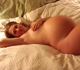 Real hot preggo amateurs going wild while alone at home.