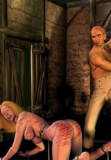 Slaves on east forced to satisfy every deviant desire of master!