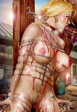 Perfect tits naked girls lerned quickly to be obedient while being banged and tortured.