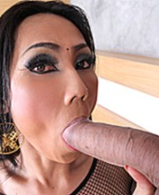 Sassy shemale sluts swallowing cock and getting hardcore pounded.