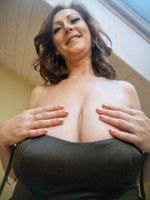 Round booty fat milfs are always ready for dick sucking and fucking.