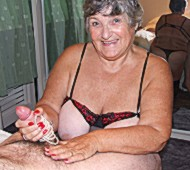 Big cock grandma libby from united kingdom