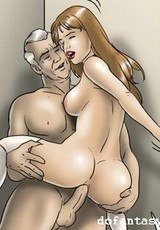 Teen spanking punishment bdsm comics. welcome to mudwater high 1 by slasher.