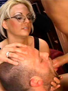 | naughty lezzies love to fuck with old guys and change them in process