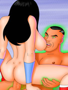Cuckold cartoons and interracial comics