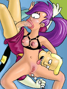 White 3d beauty in white undies forced to give a tittyfuck to horny black guy in private.