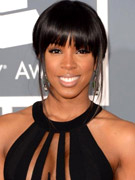 Amazing kelly rowland is equally sexy on scene and at the party