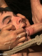 These guys love to punish each other with their delicious feet.