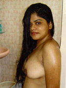 Indian cutie jerking big cock