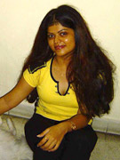 Divya in bedroom having fun with her boyfriend teasing