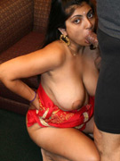 Sexy indian pornstar aruna shows off her greedy for sucking and riding stiff dicks