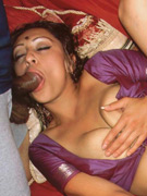 Bangladeshi couple recording their honeymoon sexual fun