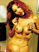 Neha in her bedroom showing her juicy boobs