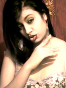 Neha in her favorite under garments showing off