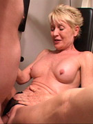 50 yo riccadonna willing to perform: anal sex, close up, dancing.
