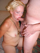 This sexy mature slut gets drunk and goes with a stranger