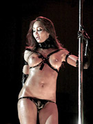 Katsuni plays stripper for a party
