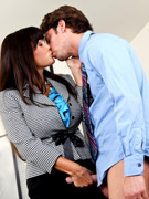 Lisa ann is very impressed with seth in the office and she is promoting him to her personal assistant. setha€™s new responsibilities include givin