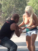 So what if she has little titties? her public blowjob skill are in the first-rate fashion…