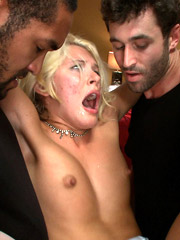 19 year old lizzy london gets tied up and gangbanged by five older men!!