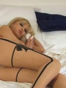 Nubile alla will make you drool with this masturbation scene