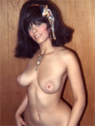 Vintage hot girls spreading wide and flashing their tight bushy pussies.